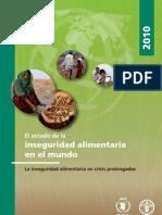 Inseguridad Aliment Aria en El Mundo