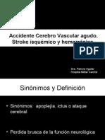 Acv Isquemico vs Hemorragico