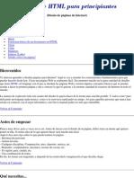 Diseño de páginas de Internet