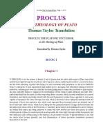 ProclusTheology of Plato (1)