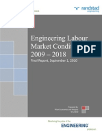 Engineering Labour Market Conditions Report 2010