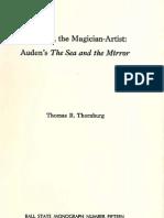Prospero the Magician Artist