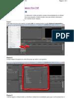 Atalhos Adobe Premiere Pro CS5