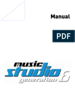 Manual Magix generation 6