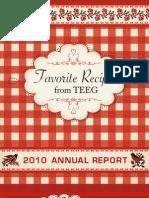 TEEG Annual Report 2010-2011