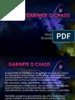 GABINETE O CHASIS