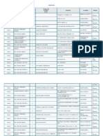 Listado de Escuelas MATANZA