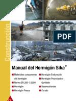 Sika Concrete Handbook - español