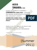 BSP _strategy Frameworks