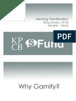 Hacking Gamification