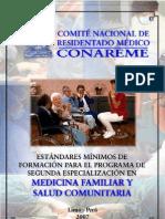 Medicina Familiar y Salud Comunitaria