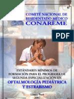 Oftalmologia Pediatrica y Estrabismo