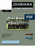 Louisiana Game Warden - Summer 2011 Magazine