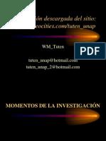 6 Momentos de La Investigacion
