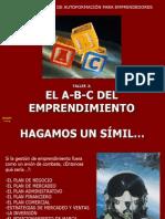 03 El a-B-C Del Emprendimiento