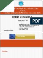 DISEÑO II Proyecto