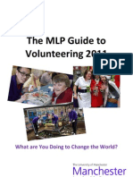 A Guide to Volunteering 2011