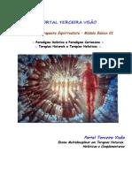 01 - PARADIGMA HOLÍSTICO - PARADIGMA CARTESIANO - TERAPIAS HOLÍSTICAS E NATURAIS