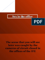 Sex in the Office [From Www.metacafe