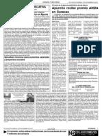 COLUMNA SENDEROS DE APURE.COM Y NOTICRIOLLAS POR NOTISEMANAS N. 23