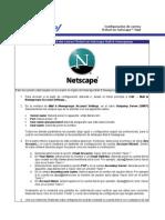 Configuracion Netscape
