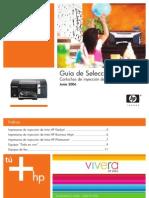 Impresoras HP de Inyeccion
