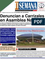 PORTADA DE SEMANARIO NOTISEMANA N. 23