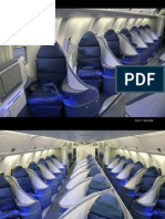 New Passenger Cabins in Aircraft