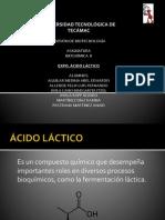 ÁCIDO LÁCTICO