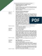 Detailed Faisal Resume Pk