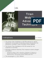 Titan Mobile Presentation-QuickRef
