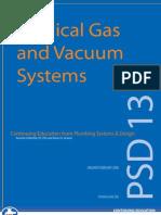 Med Gas Vac System Short