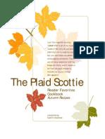 The Plaid Scottie Fall Recipes