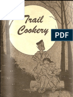 FOUND 1945 Trail Cookery