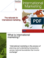 Chapter 1_The Rationale of International Marketing