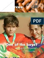 On of the boys? Doing Gender in Scouting