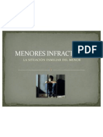 MENORES INFRACTORES exposicion