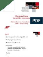 Presentazione F. Dominici