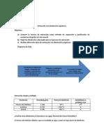 Extraccion Con Disolventes Organicos - Reporte