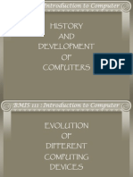History, Eprocess, Types - ACT