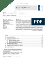 Progress Lipid Research 2