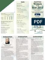 BCCH Women's Forum Brochure 9 11 FINAL
