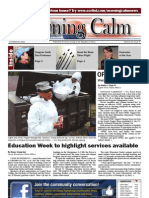Morning Calm Weekly Newspaper - 28 October 2011