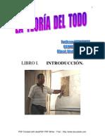 Libro I Teoria Del Todo 1ra Parte