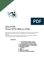 ghid html