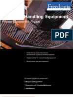 Material Handling Equipment Sector D
