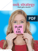 Facebook Strategy - Written in Pink