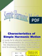 Simple Harmonic Motion1