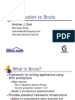 Struts Presentation