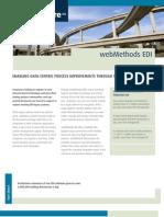 WebmethodsEDI Factsheet